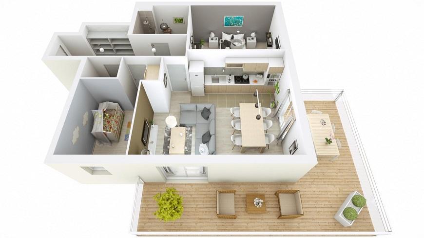 planimetrie immobiliari